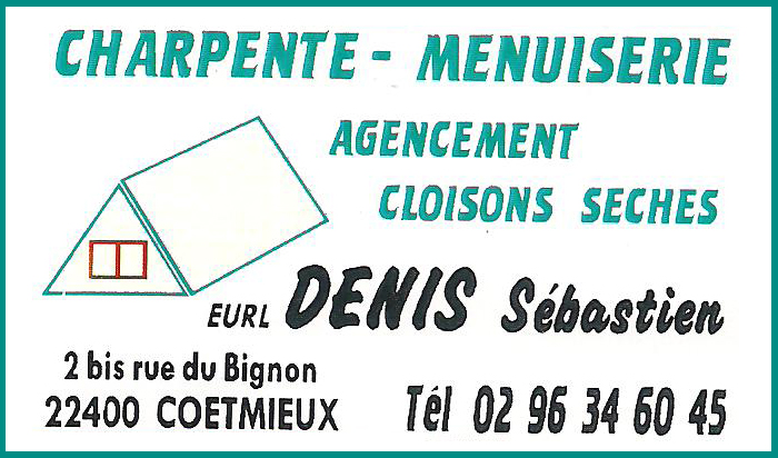 carte denis sebastien